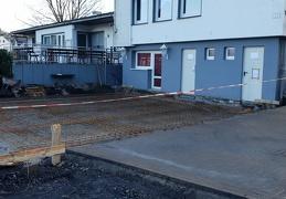 Anbau Sportheim 2019
